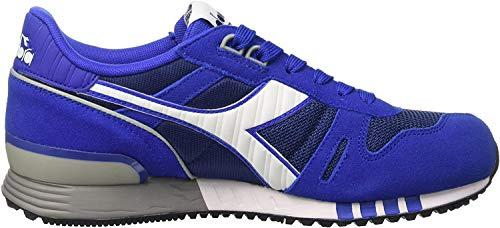 Diadora Diadora Unisex-Erwachsene Titan Ii Sneaker, Multicolore (C1513 Polvere/Bianco), 44 EU