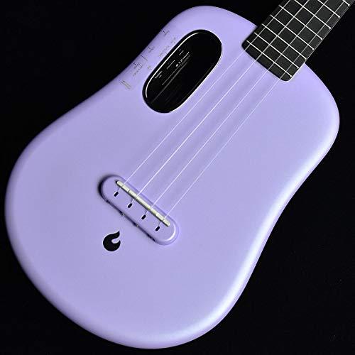 LAVA Music LAVA U 23 FB Sparkle Purple 【エフェクト内蔵】【コンサートウクレレ】 ラヴァミュージック