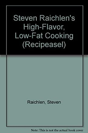 Recip-Easel High Flavor Low by Chronicle Books LLC Staff (1996) Hardcover