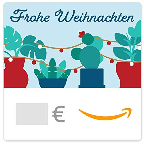 Digitaler Amazon.de Gutschein (Weihnachtsbäume)