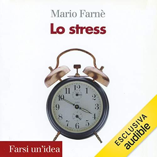 Lo stress copertina