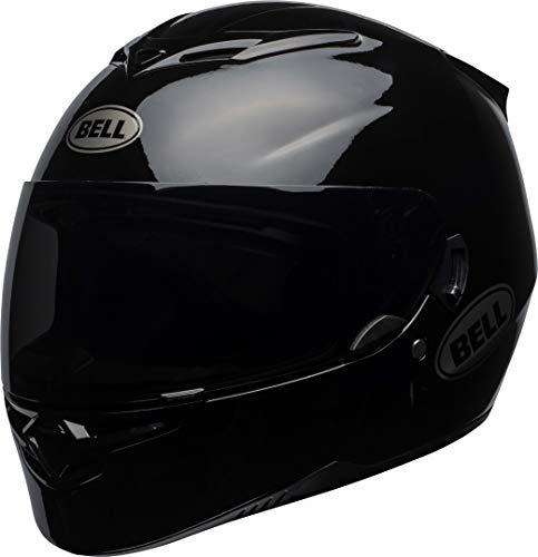 Cascos RS2 Bell, negro macizo/negro, pequeño