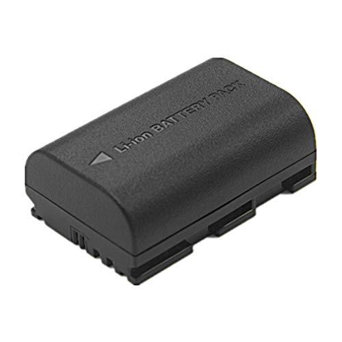 HehiFRlark Cargador de batería LP-E6 para EOS 5D Mark II 7D 70D 60D 6D 5D2 5D3 AU Local Negro