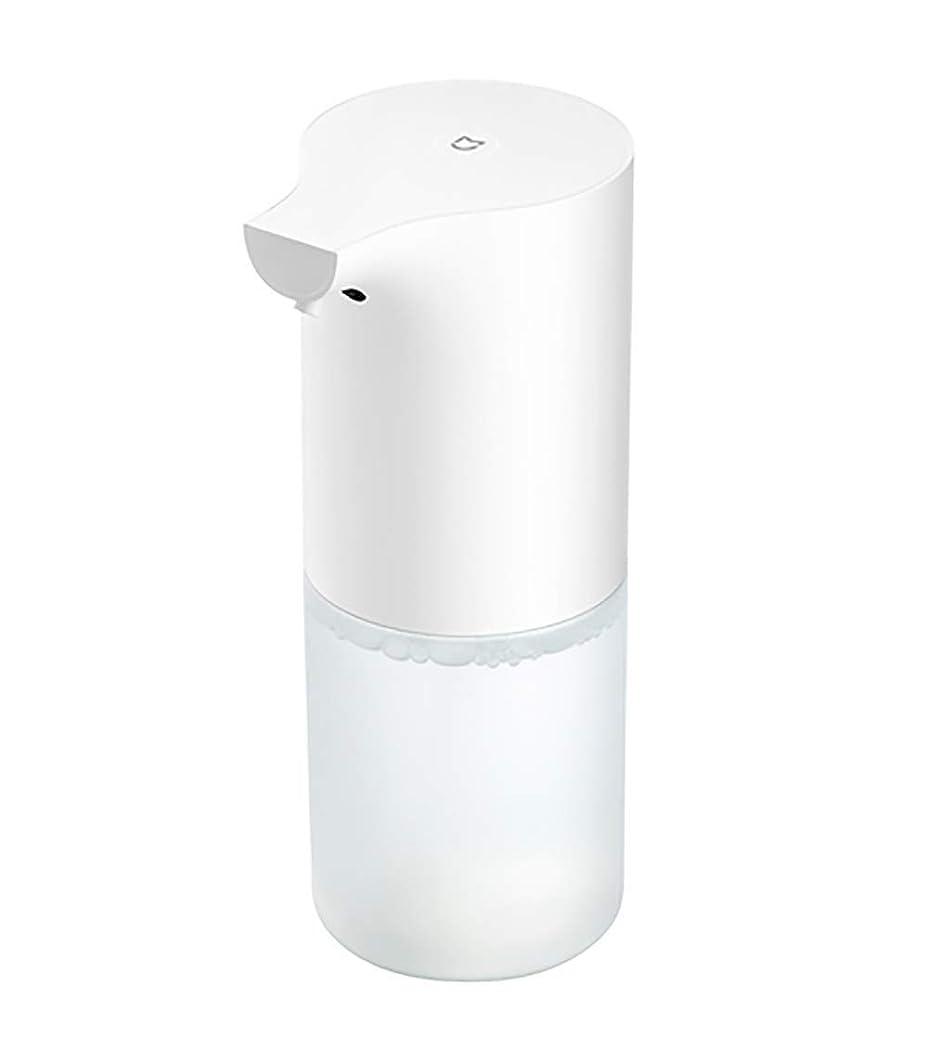 不完全な融合イベント自動誘導発泡ハンドウォッシャーフォームソープディスペンサー赤外線センサーソープディスペンサー用浴室キッチン