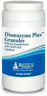 Biotics Research, Dismuzyme Plus Granules 62 Servings