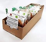 Cookies ecológicas de Avena, Espelta y Quinoa con COCO y CHOCOLATE (pack de 15 bolsitas...