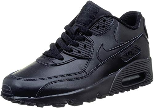 Nike Air Max 90 Leather (GS) 833412001, Turnschuhe - 37.5 EU