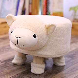 eSunny 3525Cm Cute Children Animal Chair Stools Sofa with Plush Bear Pig Elephant Koala Cattle Rabbit Cartoon Cover Chairs Bench Boy Must Haves Friendship Gifts The Favourite Toys