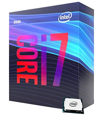 Intel Core i7 9700 Desktop 9th Gen Processor 8 Cores up to 4.7 GHz LGA1151 Intel UHD Graphics 630 (BX80684I79700)