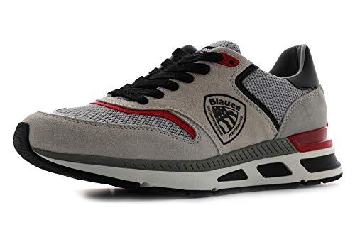 Blauer Sneaker Uomo (Numeric_43)