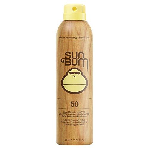 Sun Bum Original SPF 50 Sunscreen Spray | Vegan and Reef Friendly (Octinoxate &...