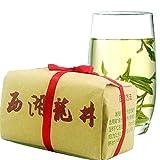 Té verde chino 500g (1.1LB) té crudo té chino West Lake Longjing Té verde Cuidado de la salud té nuevo Té saludable Té de primavera Comida verde