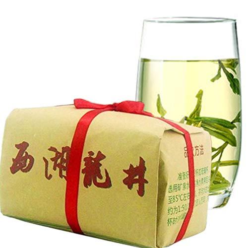 Chinesischer grüner Tee 500g (£ 1.1) roher Tee chinesischer Tee Longjing Grüner Tee Gesundheitswesen neuer Tee Gesunder Tee Frühlingstee Grünes Essen