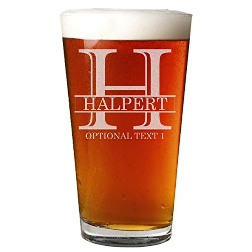 personalized beer glasses - 4
