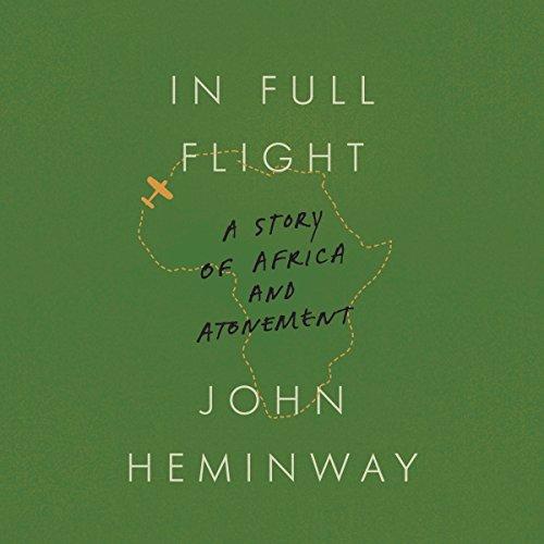 In Full Flight audiobook cover art