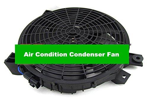 GOWE Ventilador de condensador de aire para Mitsubishi