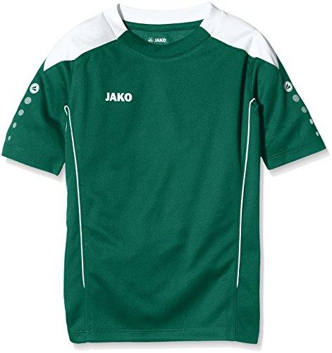 JAKO Kinder T-Shirt Copa, Grün/Weiß, 140