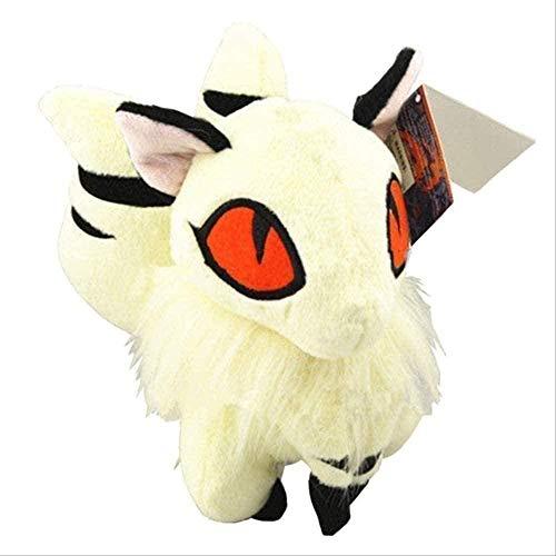 N-L 22Cm Kirara de Peluche de Juguete Inuyasha Japón Anime Dibujos Animados Lindo Gato Suave muñeco de Peluche Juguete colección de niños Adornos Regalo Mejor