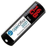 OpenOffice 2021 Premium Edition auf 16 GB USB-3.0-Stick für Windows