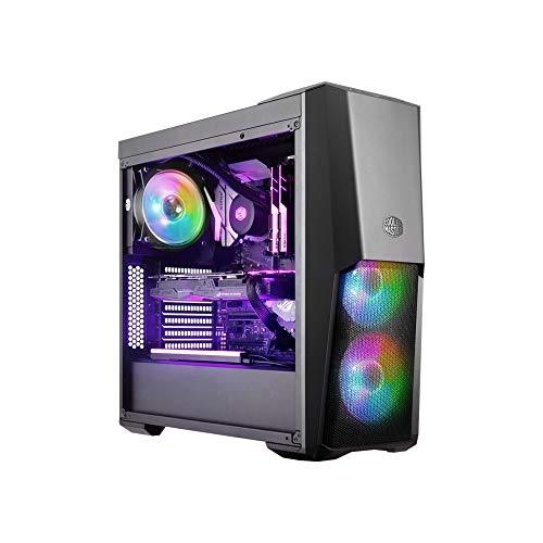 M&M Computer HighEnd PC Wasserkühlung ARGB, Intel Core i5-10600KF, RTX 3060 12GB, 1TB SSD M.2 (NVMe), 16GB 3000MHz RAM, Kauf-Empfehlung Gamer 2020