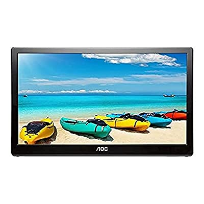 AOC i1659fwux 16-inch IPS Ultra Slim Full HD 1920x1080
