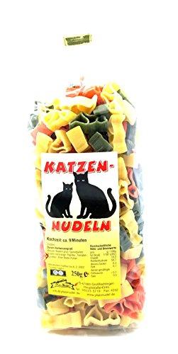 Gutting Pfalznudeln Katzen Pasta 250g - Nudeln mit Motiv Katze