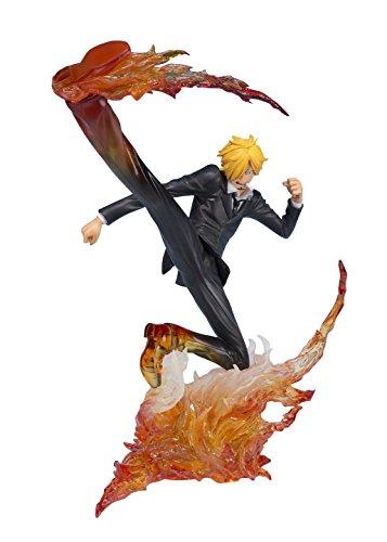 Figuur – One Piece – Sanji duivel been Premier ruit Sh Figuarts Zero 16 cm
