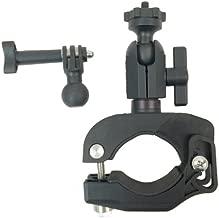 PanaVise 13250 BarGrip XL Action Camera Bar Mount, Black