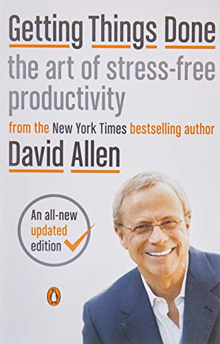 Real Estate Investing Books! - Getting Things Done: The Art of Stress-Free Productivity