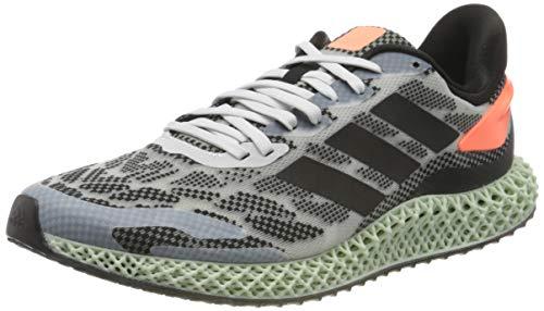 Adidas Herren Running-Schuhe-FW1233 Cross-Laufschuh, FTWWHT/CBLACK/SIGCOR, fraction_43_and_1_third M EU