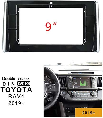 Car Stereo máscara Especial 9 Pulgadas Toyota RAV4
