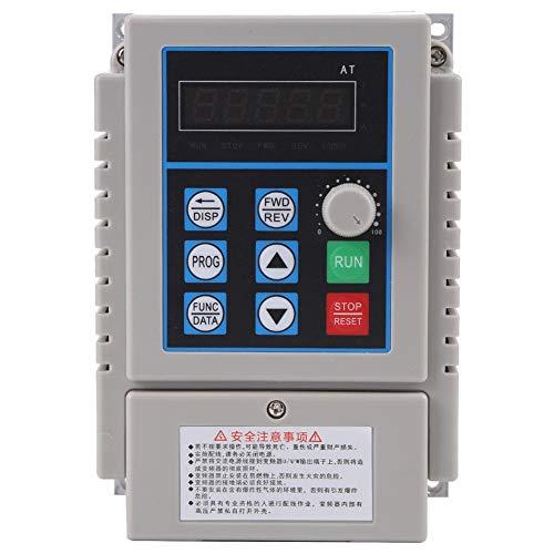 Suchinm Variador de frecuencia, 220 VCA Variador de frecuencia Variador VFD Controlador...