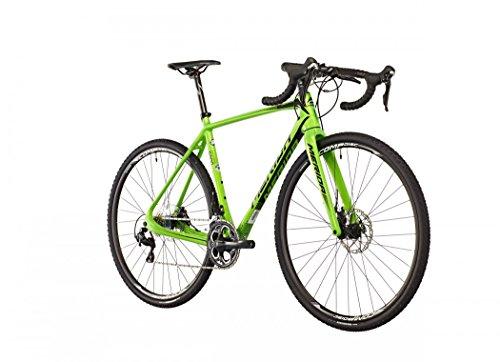 Merida Cyclo Cross 5000 - Bicicletas ciclocross - verde/negro Tamaño del cuadro 53 cm 2016