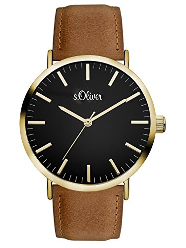 s.Oliver Time Damen-Armbanduhr SO-3375-LQ
