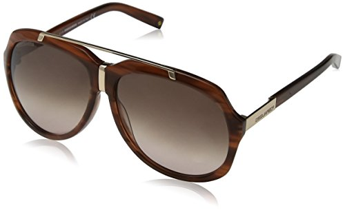 DSQUARED2 Dsquared DQ0110/S 47F Gafas de sol, Marrón (Braun), 62 para Mujer