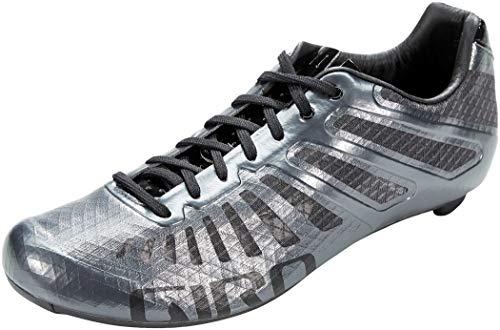Giro Rincon - Zapatillas de Ciclismo para Hombre, Talla Grande, Color Negro