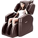 megatronia 2020 New Massage Chair, Massage Chairs Full Body and Recliner, Zero Gravity Massage Chair, Airbags Shiatsu Massage Chair Recliner with Lower Back Heating and Foot Roller