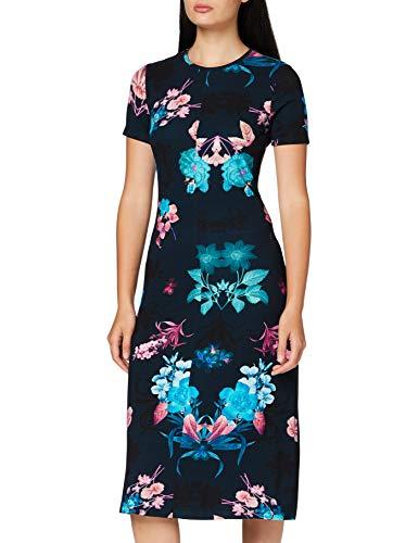 Desigual Vest_Bouquet Vestido Casual. para Mujer