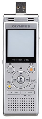 OLYMPUS(オリンパス)『ICレコーダーVoice-Trek(V-862)』