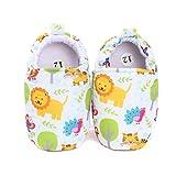 koshine - Zapatos de bebé de algodón, para Aprender a Caminar, 0 –...