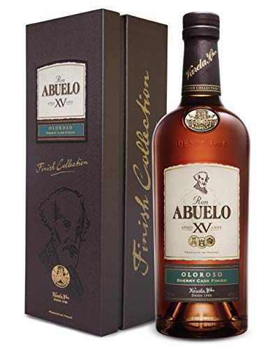 Abuelo Ron 15 Oloroso - 700 ml