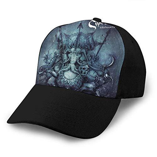 Beatysk Cypress Hill Gorra de b¨¦isbol de Moda Sombrero de Pap¨¢ Sombrero para el Sol Gorra Ajustable Deportes al Aire Libre para Hombres y Mujeres