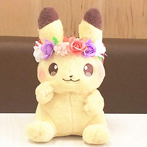 Pokemon Pikachu Plush Stuffed Animal Toy Pikachu Eievui