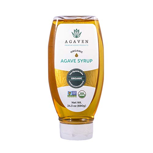Endulzante, jarabe de agave orgánico premium - (690 g)