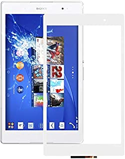 New Touch Panel for Sony Xperia Z3 Tablet Compact / SGP612 / SGP621 / SGP641(Black) Wangwangdui (Color : White)