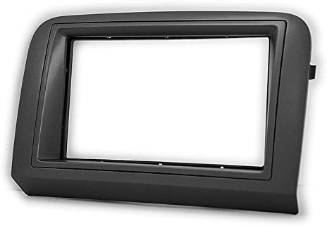 Carav 11-685 Car Stereo Radio installation Double Los Angeles Mall in D Din frame mart