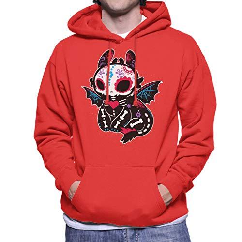 Tandeloze Skeleton Hoe je je Dragon Heren Hooded Sweatshirt te trainen