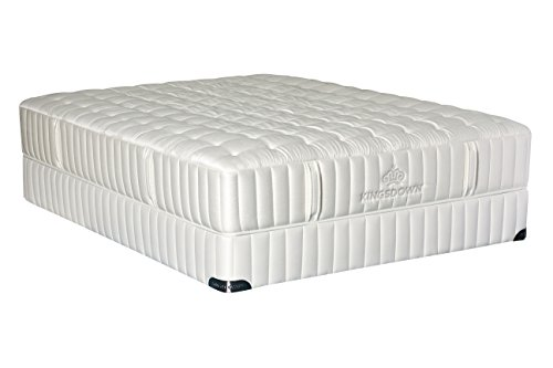Amazing Deal Kingsdown Vintage Synchrony Mattress, King, Natural Off White