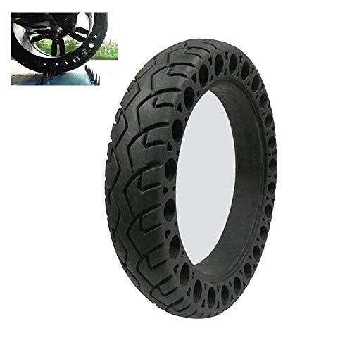 WYDM Neumáticos sólidos en Forma de Panal de 14 Pulgadas 14x1,95/2,50, Resistentes al Desgaste, Antideslizantes y sin Mantenimiento, neumáticos antiexplosión para Scooter, 2 Piezas