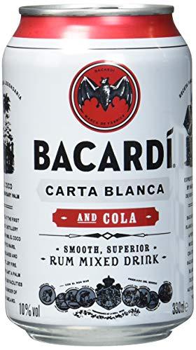 Bacardi Rum und Cola, EINWEG (12 x 0.33 l)
